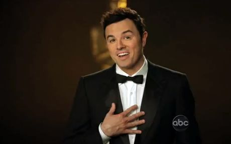 Seth MacFarlane stars in five new Oscars promos released on YouTube today.