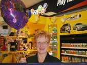 Loyal customers at Christchurch&#39;s luckiest Lotto store have ticket ordering down to a special art.