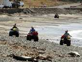 The debate regarding quad-bike use is heating up as groups argue about how more deaths can be prevented.