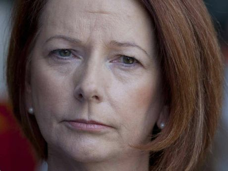 REVIEW: Julia Gillard.