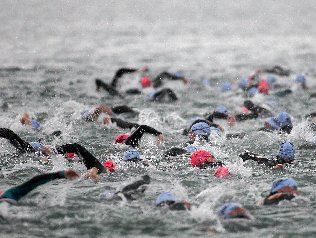 At 7am today, just 47 days remained until Ironman New Zealand 2013 will come alive in Lake Taupo. FILE