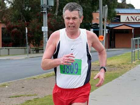 WGG 11Jan13 - ONE STEP AT A TIME: Victorian Chris Worsnop. PHOTO/SUPPLIED