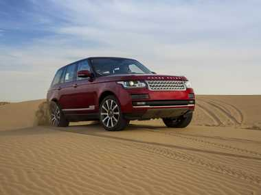 Pacific Prestige is hosting the Land Rover road show.