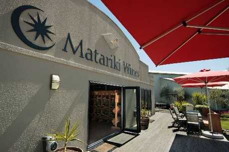 CHANGES AHEAD: Sale of Matariki Wines is expected to go unconditional in a few weeks.