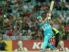 QUEENSLAND Bulls batsman Chris Lynn has become the second cricketer in a week to be fined for Twitter comments.