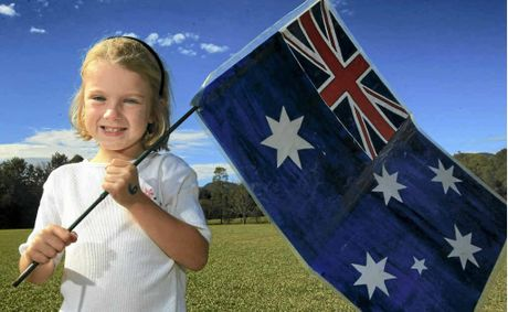 There's heaps on in the region for Southern Downs and Granite Belt dwellers to get patriotic on January 26.