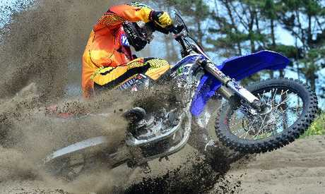 Pahiatua&#39;s United States cross-country champion Paul Whibley (Yamaha) will be a star attraction at the Woodville event. 