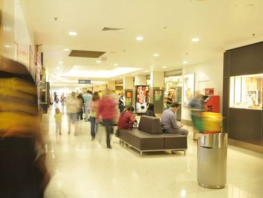 Stockland Shopping Centre in Gladstone.
