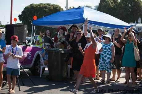People had a great time at the Tauranga Boutique Seafood Festival last Saturday.