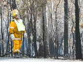 A WARNING has been issued to south-west Queensland residents to be extra vigilant with heightened fire danger expected in the coming days.