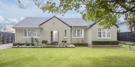 241 St Andrews Rd, Epsom, is outside the sought-after grammar zone.