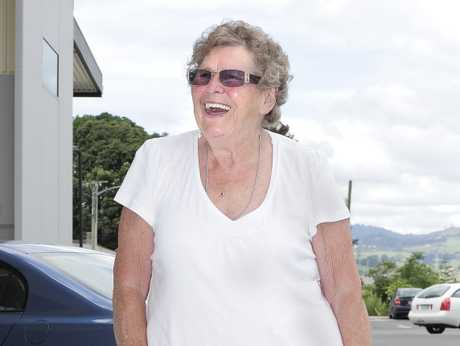 "SAVVY SPENDER: Parkvale resident Joy Paul said she keeps a close eye on what groceries she buys, after watching the number of ""basics"" increasing in price over the years."