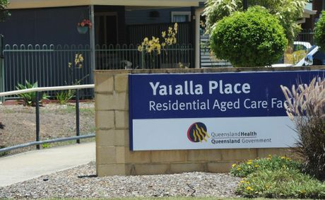 Yaralla Place Residential Aged Care Facility in Maryborough.