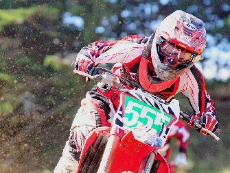 STAR RIDER: Kiwi international Cameron Dillon (Bel Ray Huka Honda), of Taupo, will have the MX2 title firmly in his sights.
