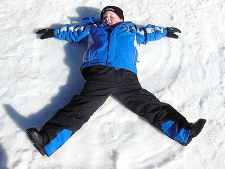 SNOW EXPERIENCE: Children will be able to play in the snow at the first Snowfest Ipswich.
