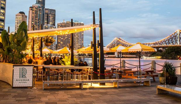 Brisbane Riverbar &amp; Kitchen.