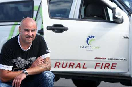 Rotorua District Council deputy principal rural fire officer Richard Horn enjoys his role and also being able to wear other hats at the council.