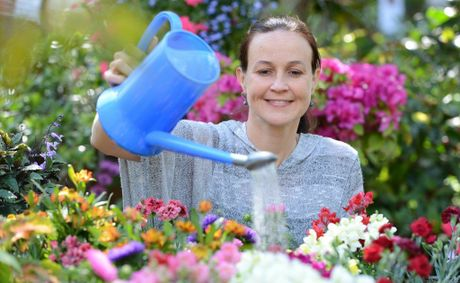 Chelsea van Rijn from Trevallan Lifestyle Centre gives spring gardening tips.