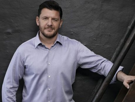 Celebrity chef Manu Feildel.