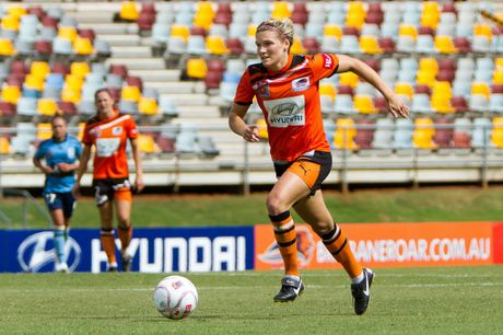 Brisbane Roar defender Brooke Spence is confident her team can beat Sydney FC to make it five-straight grand final appearances in the W-League.