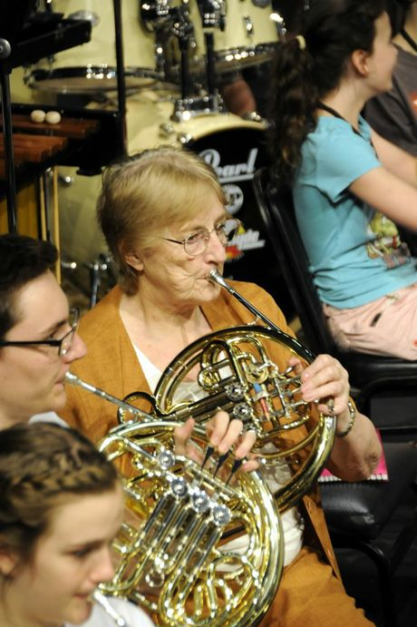 McGregor Summer School guest musician Shirley Hopkins will perform at tonight&amp;squot;s gala concert.
