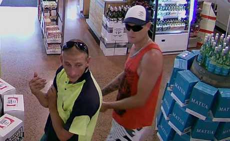 Police believe these men can assist them with their inquiries.