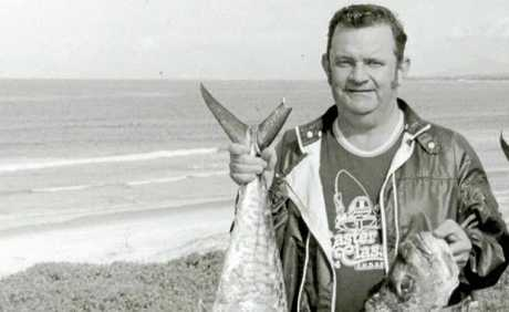 The late John Collins, who passed away last week, will be sorely missed by fishermen and non-fishermen alike. PHOTO: CONTRIBUTED
