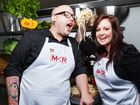 THE Fraser Coast's kitchen superstars will share their culinary secrets with visitors to the Relish Food and Wine Fest in Maryborough on Saturday, June 8.