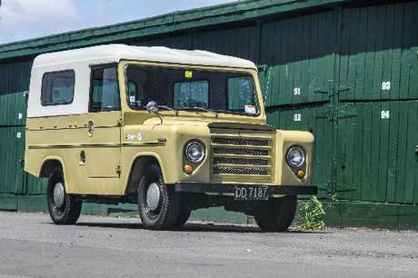 The Trekka was intended to be the Kiwi poor-man's answer to the Land Rover. Neil Tolich is part of a small group of enthusiasts that own more than one Trekka.