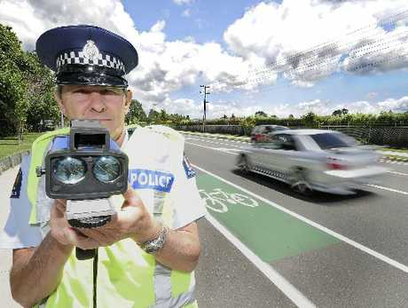 Western Bay of Plenty road policing manager Senior Sergeant Ian Campion says speed is an issue throughout the Bay.