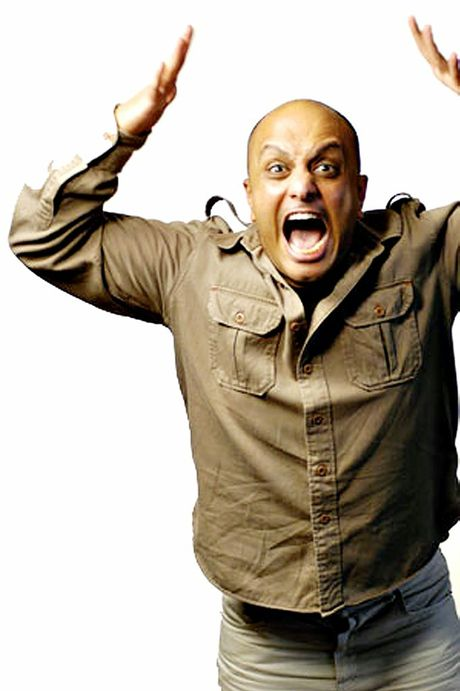 Comedian Akmal Saleh will hit the Brolga Theatre stage on March 22.