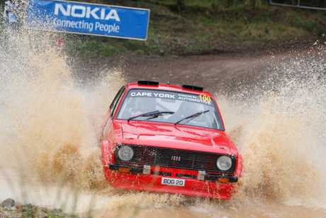 "Australian rally champion Ross Dunkerton will be in Toowoomba for the ""Guns of Gravel"" night."
