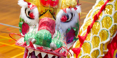 A dragon dance at the ASB Showgrounds will farewell the Year of the Dragon and ring in the Year of the Snake.