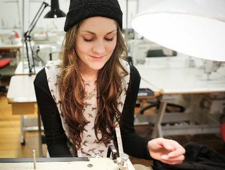Tauranga woman Ayla Rorvik has been selected to take part in an international awards show for emerging fashion designers.