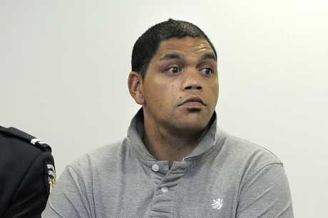 French tourist attacker Bo-Tamati Rawiri was sentenced in Tauranga District Court.