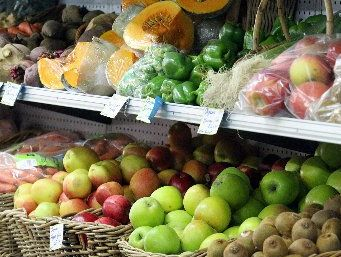 TOO COSTLY FOR MANY: Fresh fruit and vegetables prices have gone up by 6 per cent.
