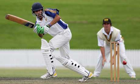 RUN MACHINE: Bharat Popli will hope his hot run- scoring form continues for Bay of Plenty in the Hawke Cup challenge.