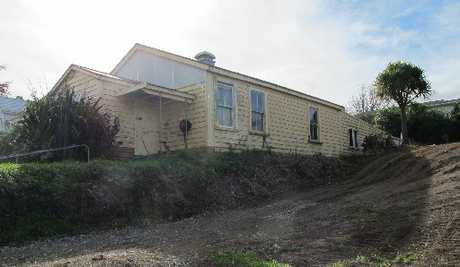 Forrester Hall in Waihi