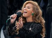 BEYONCE Knowles is said to be bitterly disappointed by reaction to her performance of the American national anthem at Barack Obama's inauguration on Monday.
