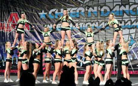 All Star Xtreme is an independent franchise of All Star Cheerleaders.