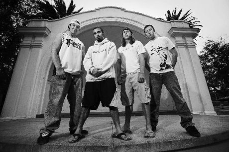 California-based reggae group Rebelution are heading to Raggamuffin 2013 and are looking forward to the event.