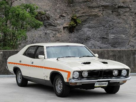 1974 Ford Falcon XB
