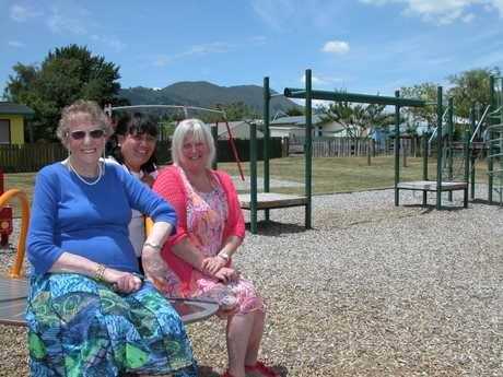 NEIGHBOURHOOD SUPPORT: The Tauhara Community Support Initiative has been set up to foster a sense of belonging and celebrate the Tauhara area's strengths. From left: Val Duncan, Veronica King and Jeannie Short.
