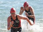 ATHLETES competing in the latest round of the Hervey Bay Triathlon series will dip into unchartered waters on Sunday – a swimming pool.