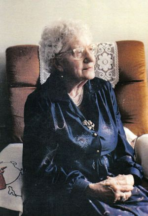 Titanic survivor Edith Brown. Photo: Contributed