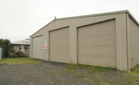 QUESTIONED: Ballina Shire Council will spend $55,000 on improvements to the Lennox Head Rural Fire Service shed, on the corner of Park and Mackney Lanes.
