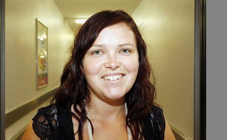 FIGHT FOR LIFE: Ipswich mum-of-two Tammy Boorer.