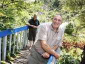 The volunteer-driven Whangarei Quarry Gardens have received validation from the highest authority of gardening in New Zealand.