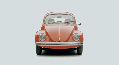 The Beetle had its boot in the front, and its design inspired the Karmann Ghia and the Type 181.