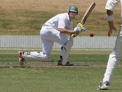 Mount Maunganui batsman Peter Drysdale will captain Bay of Plenty in the Hawke Cup challenge against Hamilton tomorrow.